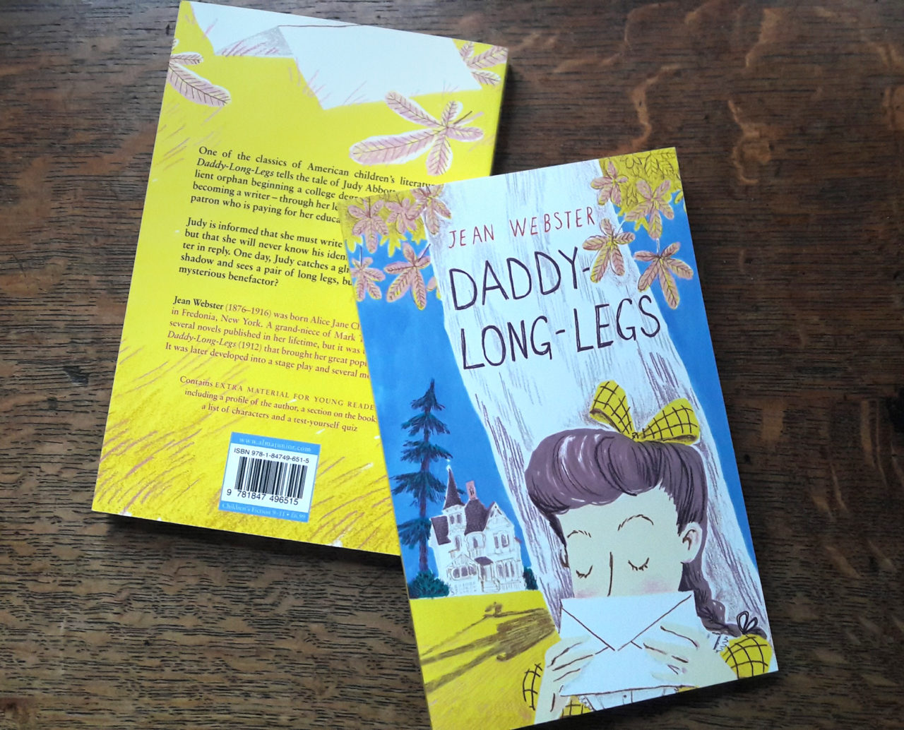 Simona Ciraolo Daddy-Long-Legs